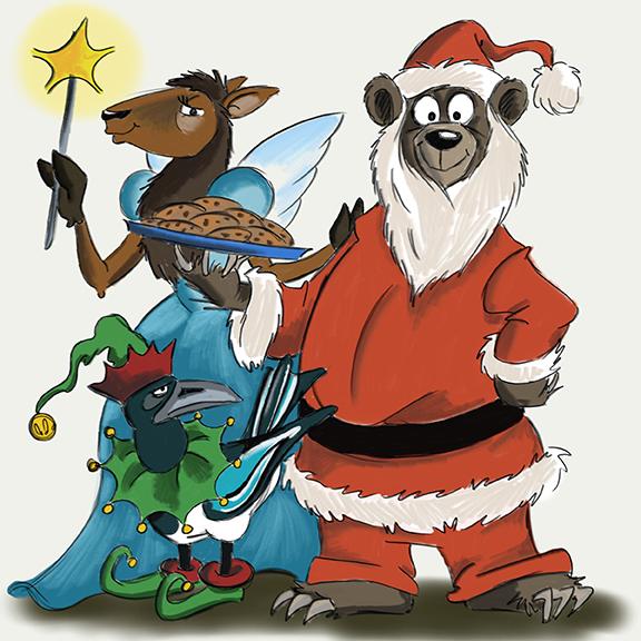 Cartoon_ChristmasBuddies_2012